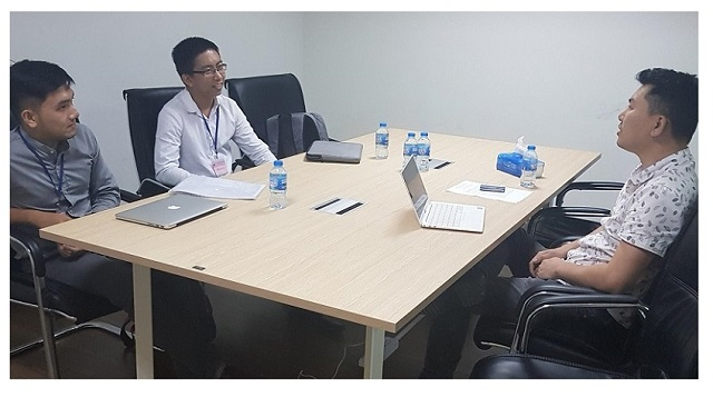 Vietnam Chamber of Commerce and Industry (VCCI) interview ExtendMax CEO on Vietnam conformity certification
